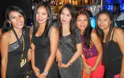 beautiful and sweet Asian women on social tours