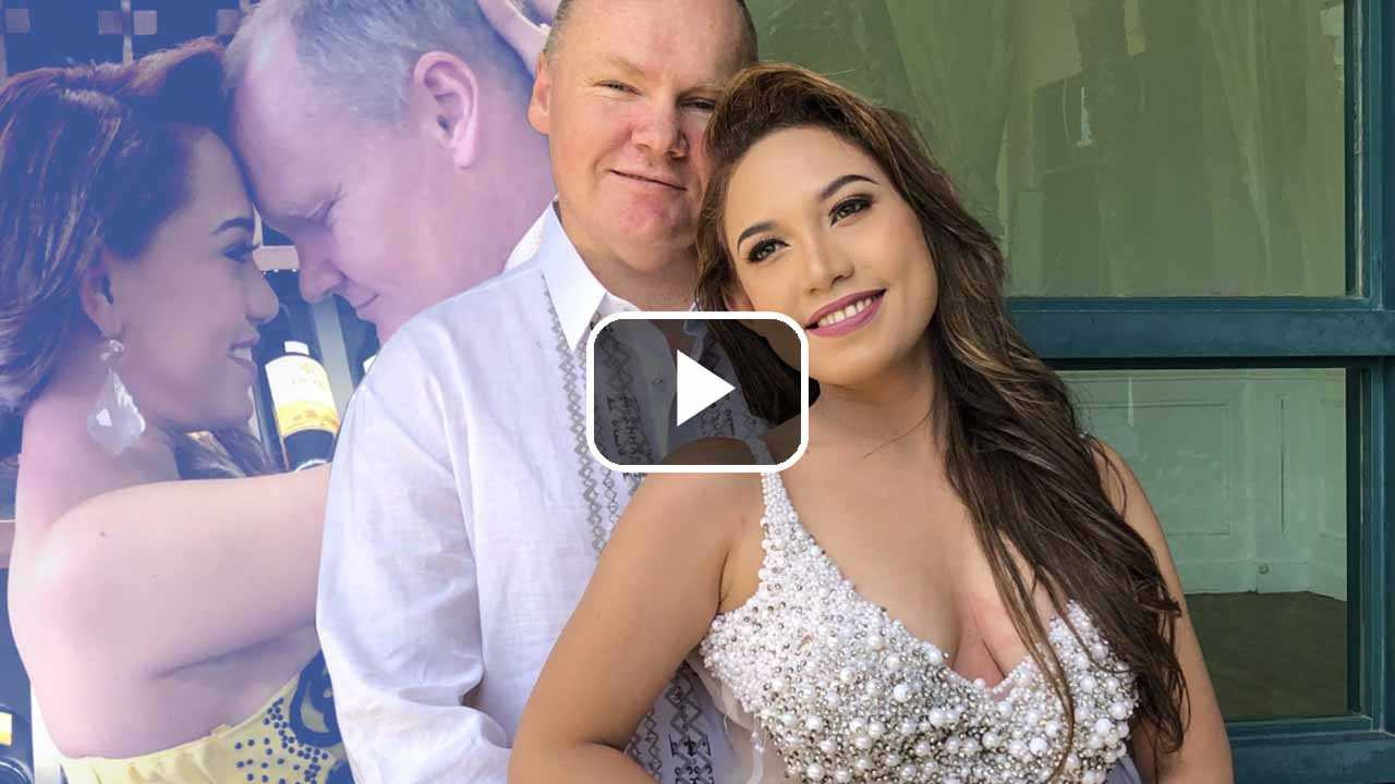 Jason and Kimberely's Philippine Wedding